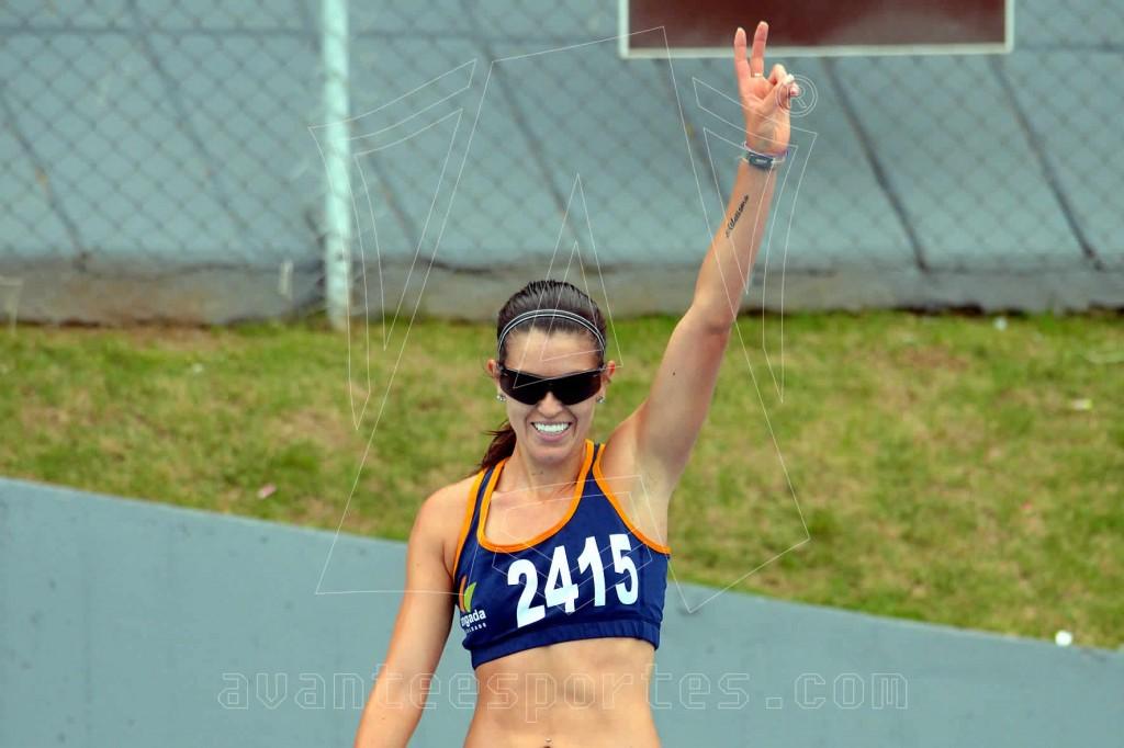 Atletismo: Simone Ponte Ferraz © Henrique Porto (Agência Avante!)